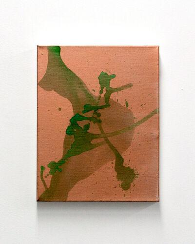 Morag Keil, 'Untitled (piss painting 9)', 2014