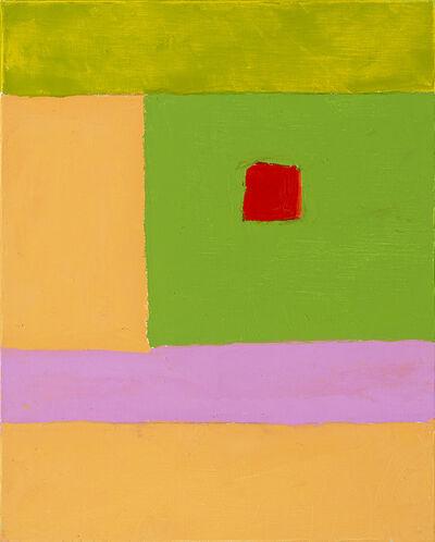 Etel Adnan, 'Untitled', 2020