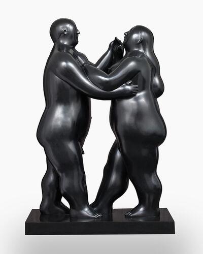 Fernando Botero, 'Dancers', 2011