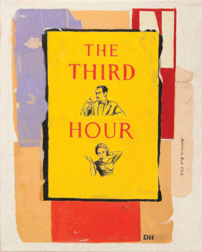 Duncan Hannah, 'The Third Hour', 2014