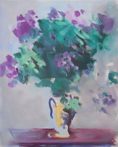 Paul Resika, 'Lilacs', 2016