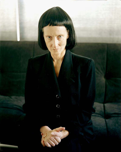 Leigh Ledare, 'Mom with Black Wig', 2006