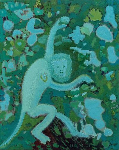 Shi Xinji, 'White Ape', 2018