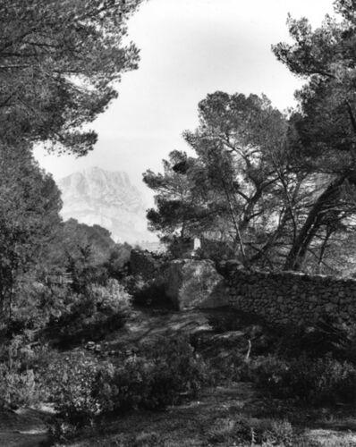 """Jean-Christophe BALLOT, '""""Les 36 vues de la Sainte-Victoire"""" #06', 2009"""