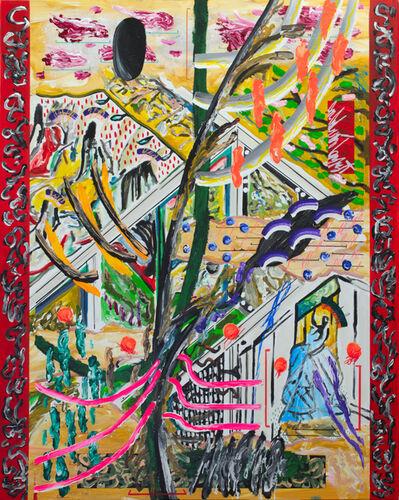 Maximilian Davis, 'An Autumn Tempest (Nowaki)', 2020