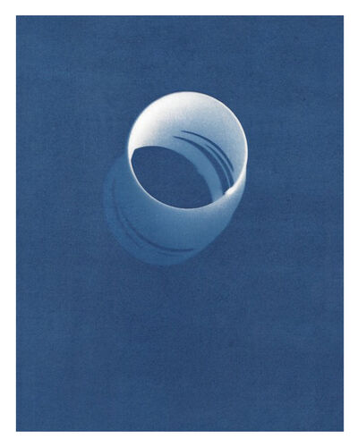 Sarah Irvin, 'Cyanotype Archive: Slinky', 2019