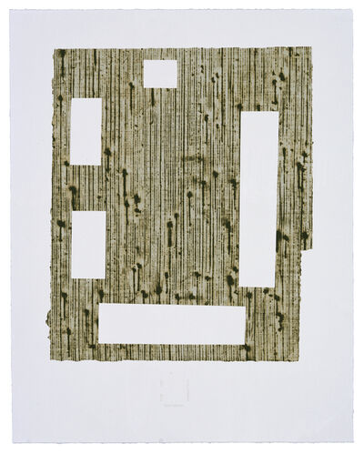 Ed Ruscha, 'A Columbian Necklace...', 2007