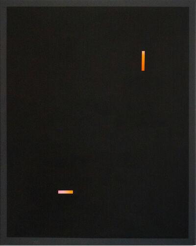 RAWS, 'Black Minimalism I', 2019