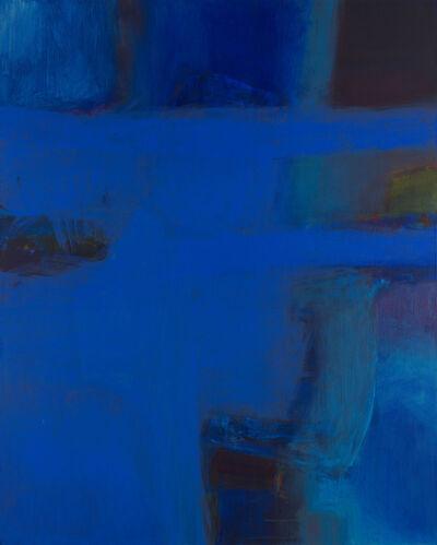 Martyn Brewster, 'Night Blues', 2017