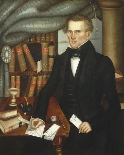 Horace Bundy, 'Vermont Lawyer', 1841