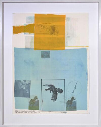 Robert Rauschenberg, 'Robert Rauschenberg, Suite of Nine Prints', 1979