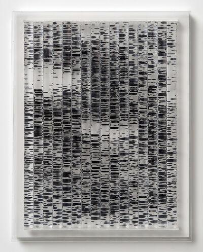 Gustavo Díaz, 'Codigo de Barras Cuantico III', 2009