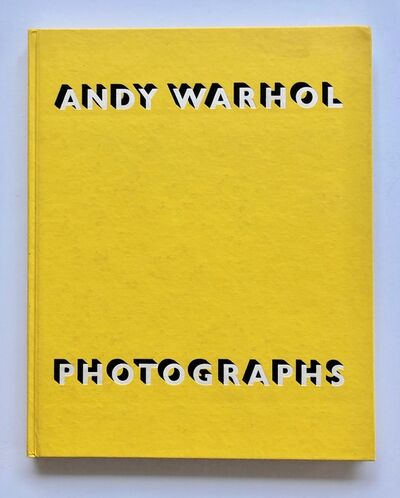 Andy Warhol, 'Andy Warhol Photographs', 1987