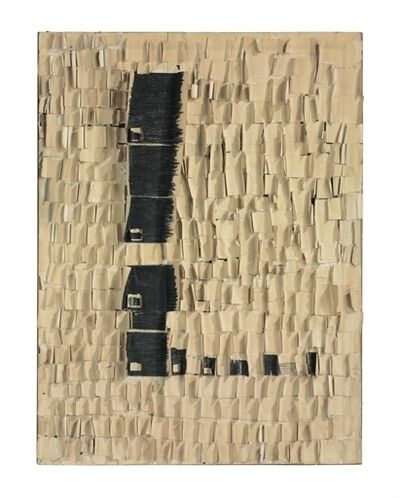 Ronald Bladen, 'White and Black', 1959-1960