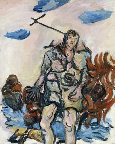 Georg Baselitz, 'The Shepherd', 1965