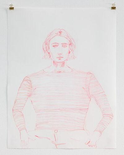 Alex Chaves, 'Blaine', 2018
