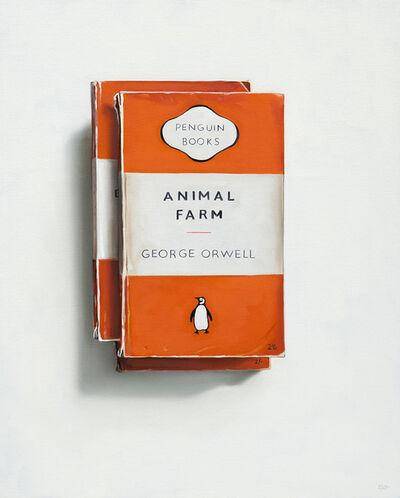 Christopher Stott, 'Penguin Books - Animal Farm', 2018