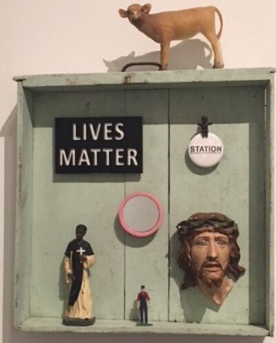 Forrest Prince, 'Lives Matter', 2017