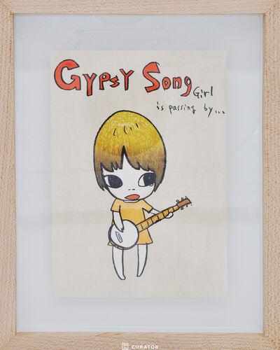 Yoshitomo Nara, 'Gypsy Song Girl is Passing by... ', 2010-2020