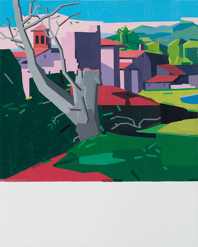 Guy Yanai, 'The Ideal Landscape ( after Poussin )', 2018