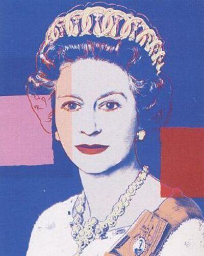 Andy Warhol, 'Queen Elizabeth II of the United Kingdom', 1985