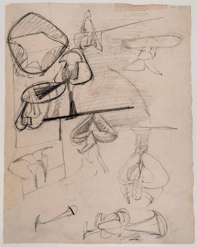 Arshile Gorky, 'Untitled', ca. 1943-1946