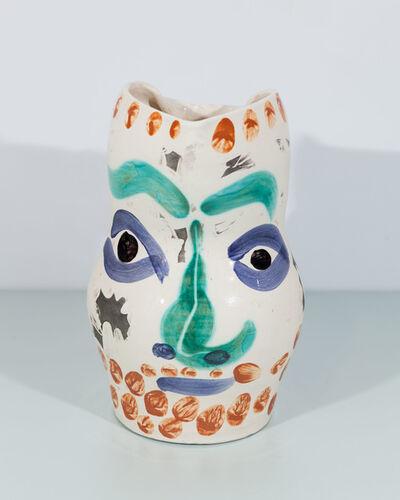 Pablo Picasso, 'Visage aux Points', 1969