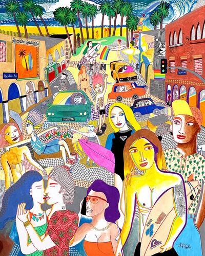 Julien Calot, 'Venice', 2020