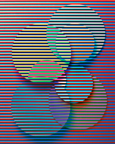 Jessica Eaton, 'Transition H45', 2016