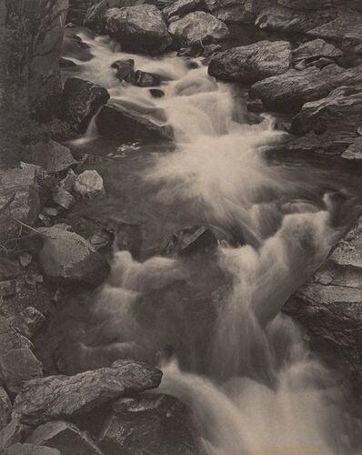 George A. Tice, 'Roaring Fork River', 1969-1976