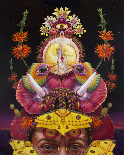 Alonsa Guevara, 'Nectar Crown', 2019