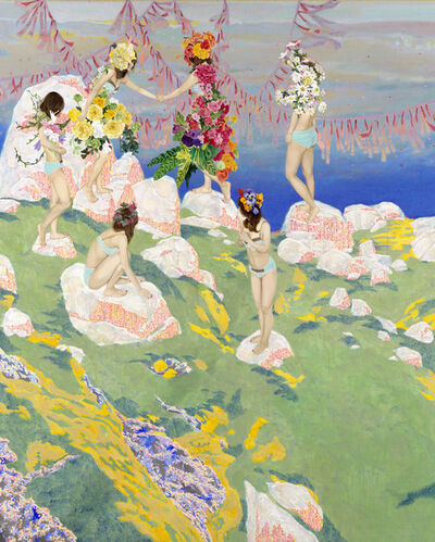 Naomi Okubo, 'Nice to meet you', 2009