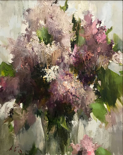 Nikolai Blokhin, 'Lilac', 2019