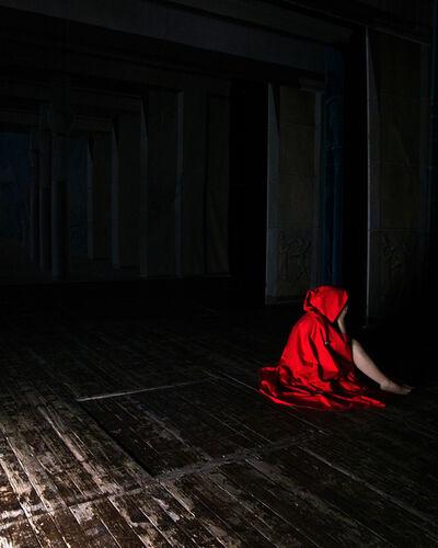 Carina Linge, 'Närrin (Monodram No. 1)', 2014
