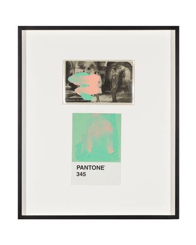 Tacita Dean, 'Pantone Pair (345)', 2020