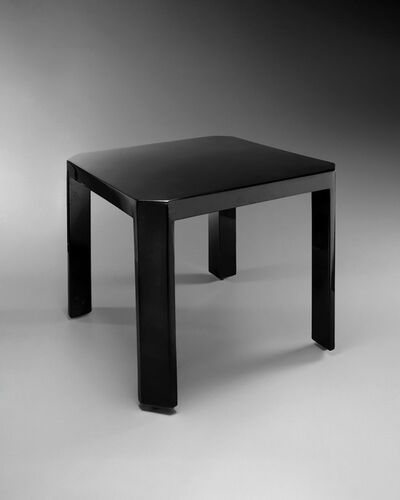 Jean Dunand, 'Coffee table in black lacquer wood', ca. Circa 1928