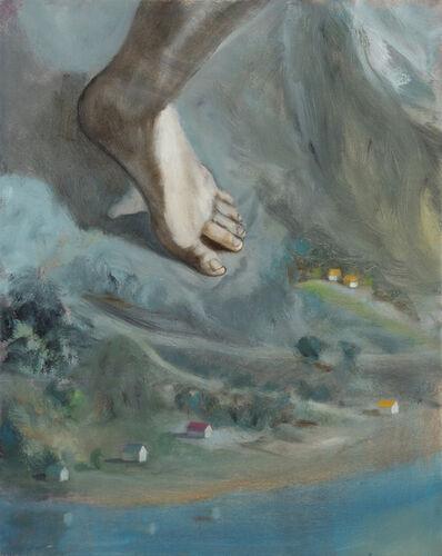 Danilo Buccella, 'Nemici sinceri (Landscape)', 2019