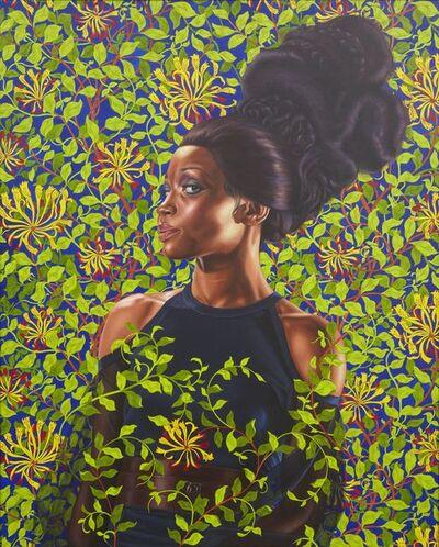 Kehinde Wiley, 'Shantavia Beale II', 2012