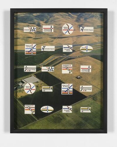 Oliver Payne, 'Candy Crush Collage', 2015