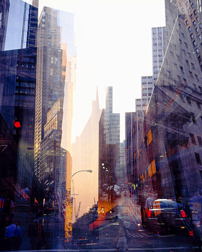 Doug Keyes, 'Financial District, New York', 2007
