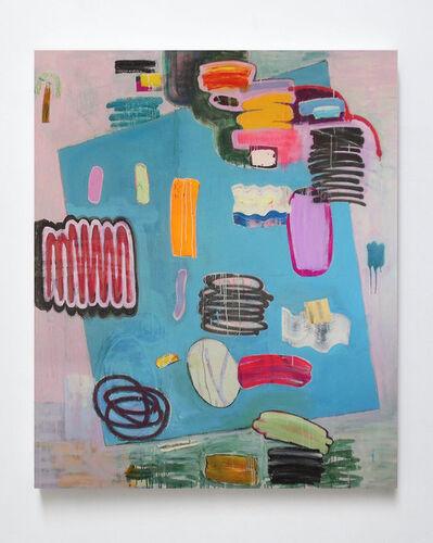 Max Presneill, 'Redact 132', 2016