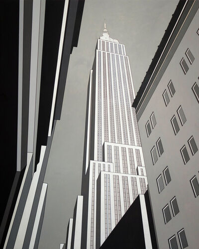 William Steiger, 'ESB II', 2018