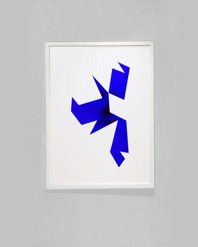 Anne-Katrine Senstad, 'UF 07022012 Blue', 2013