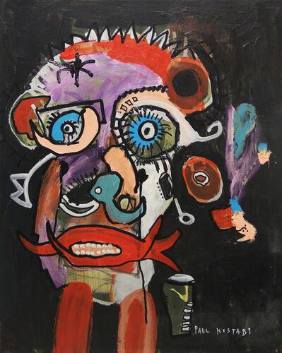 Paul Kostabi, 'Born to Wear a Crown', 2019
