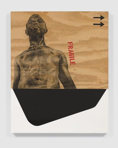 Serge Alain Nitegeka, 'Migrant: Studio Study I', 2020