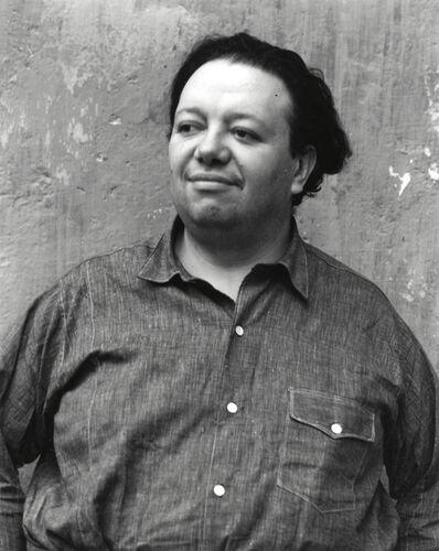 Manuel Álvarez Bravo, 'Diego Rivera', c.1930