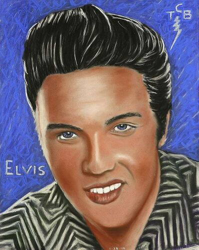 Robert Preston, 'Elvis', 2009-2011