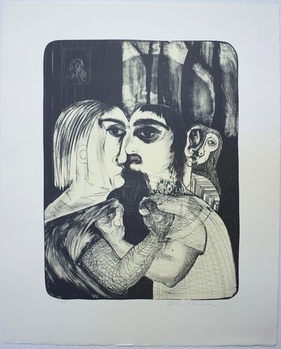 Nicole Eisenman, 'Conversation', 2012