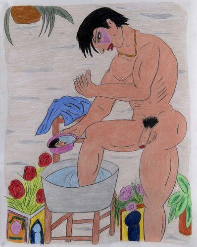 Soufiane Ababri, 'Bedwork CXV', 2020