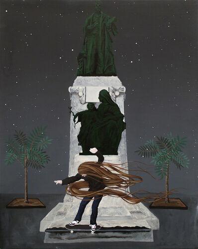 John Garrett Slaby, 'Night Moves', 2012